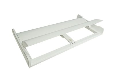 Double Sided Air Inlet